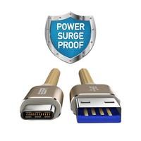 ESR USB 3.0 naar USB C kabel 1 meter Goud