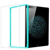 ESR iPad Air Screenprotector (Glas) met installatie frame