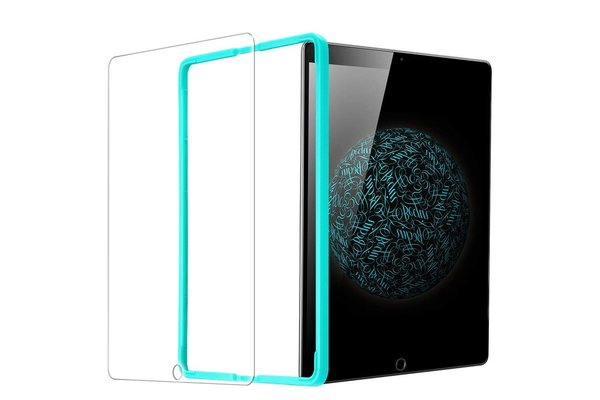 ESR iPad Air 2 Screenprotector (Glas) met installatie frame