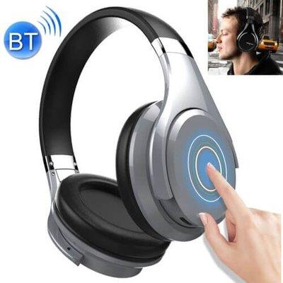 Zealot Draadloze koptelefoon met microfoon zilver B21
