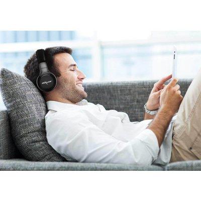 Zealot Draadloze koptelefoon met microfoon zwart\goud B20