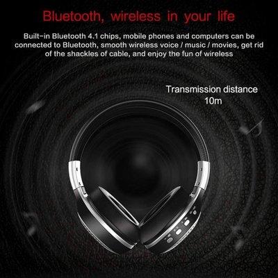 Zealot Draadloze koptelefoon met microfoon zilver B19