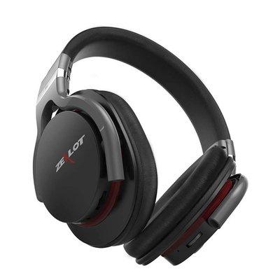 Zealot Draadloze koptelefoon met microfoon zwart B5