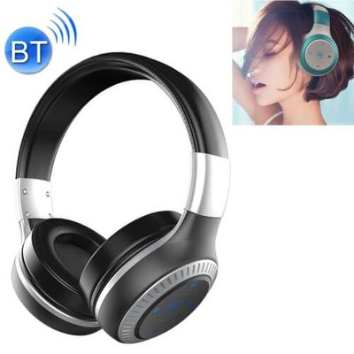 Zealot Draadloze koptelefoon met microfoon zilver B20