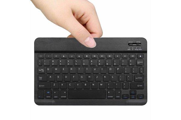 iPadspullekes.nl iPad 2017 toetsenbord zwart klein