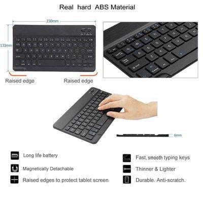 iPadspullekes.nl iPad 2018 toetsenbord zwart klein
