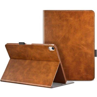 ESR iPad Pro 11 hoes Design bruin