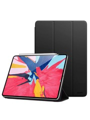 ESR iPad Pro 12.9 (2018) Smart Cover Zwart magnetisch