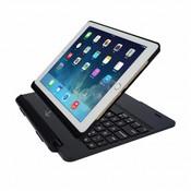 iPadspullekes.nl iPad 2018 toetsenbord met afneembare case zwart