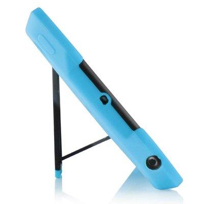 iPadspullekes.nl iPad Protector hoes licht blauw