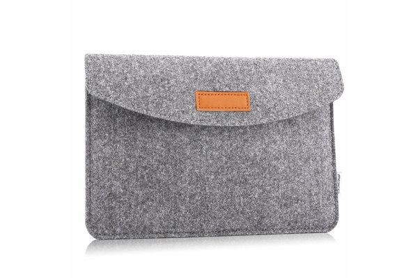 iPadspullekes.nl iPad Air 2 sleeve licht grijs