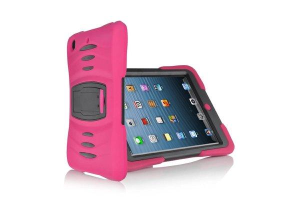 iPadspullekes.nl iPad Protector hoes roze