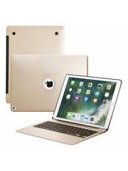 iPadspullekes.nl iPad Pro 12.9 (2015) toetsenbord hoes goud