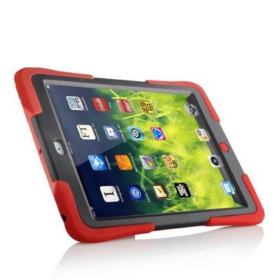 iPadspullekes.nl iPad Air Protector hoes rood
