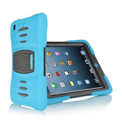 iPadspullekes.nl iPad Air 2 Protector hoes licht blauw