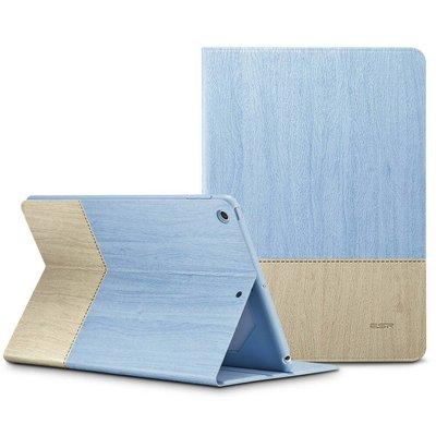 ESR iPad Air 2019 hoes Design Licht Blauw