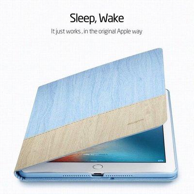 ESR iPad Mini 5 hoes Design Licht Blauw
