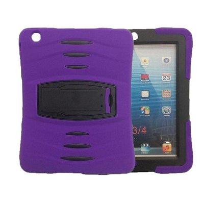 iPadspullekes.nl iPad Air Protector hoes paars