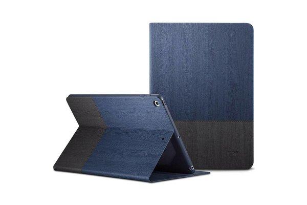 ESR iPad Mini 5 hoes Design Blauw Grijs