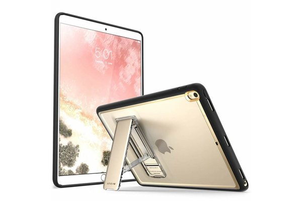 i-Blason iPad hoes Air 2019 Stand Case halo frost goud