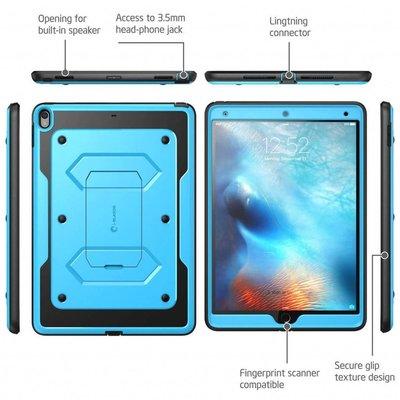 i-Blason iPad Air 2019 schokbestendige hoes blauw