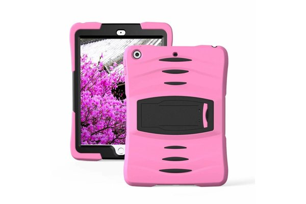 iPadspullekes.nl iPad Air 2019 hoes Protector licht roze