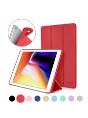 iPadspullekes.nl iPad Air 2019 Smart Cover Case Rood