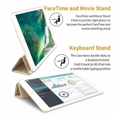 iPadspullekes.nl iPad Air 2019 Smart Cover Case Goud