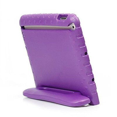 iPadspullekes.nl iPad Mini 5 Kids Cover paars