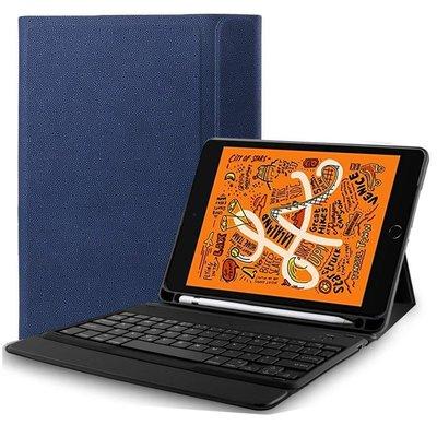 iPadspullekes.nl Toetsenbord iPad Mini 5 blauw