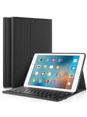 iPadspullekes.nl iPad Mini 5 hoes met afneembaar toetsenbord zwart