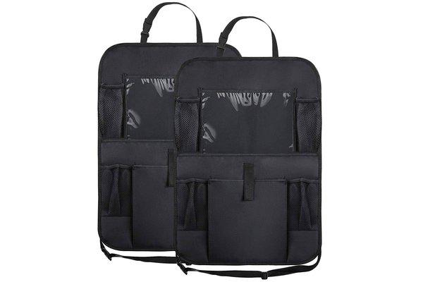 iPadspullekes.nl Autostoel Organizer Tablet (2 Pack)   Ideaal voor onderweg!