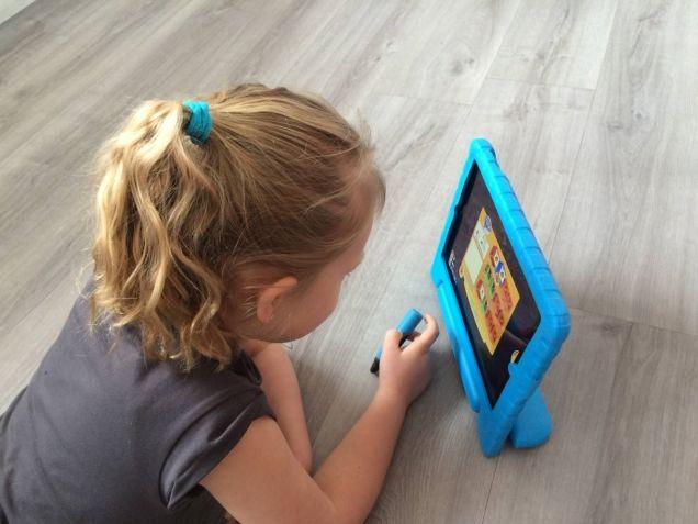 iPad instellen voor kinderen