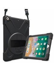 iPadspullekes.nl iPad Pro 12.9 (2018) Protector Hoes met handvat en schouderriem en standaard