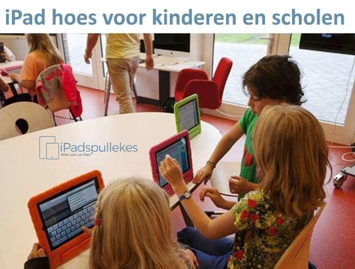 iPad hoes voor scholen en kinderen. Optimale iPad bescherming