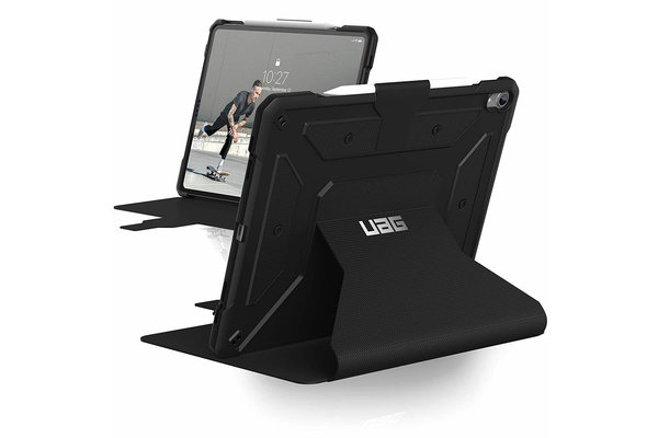 UAG iPad Air 2019 robuuste hoes UAG Zwart Urban Armor Gear Metropolis