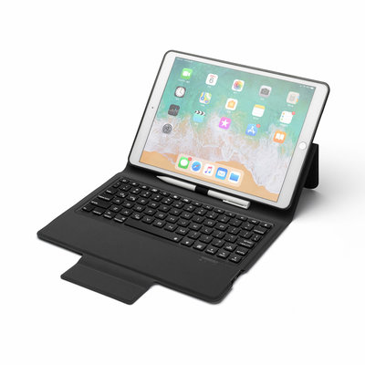 iPadspullekes.nl iPad Air toetsenbord Smart Folio Zwart