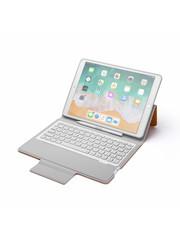 iPadspullekes.nl iPad Air 2019 toetsenbord Smart Folio Oranje