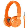 iPadspullekes.nl Koptelefoon kind Oranje