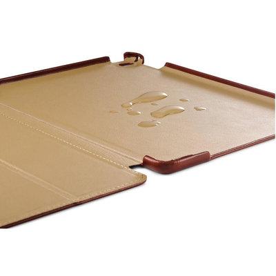 IcareR iPad Air Smart Cover Leer Bruin