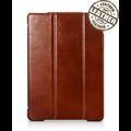 IcareR iPad Pro 10.5 Smart Cover Leer Bruin