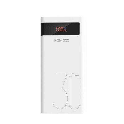 Romoss Romoss Sense 8P+ Powerbank (30000mAh)