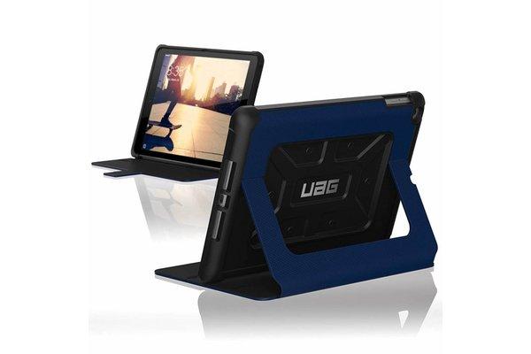 UAG iPad 2017 robuuste hoes UAG Blauw Urban Armor Gear Metropolis