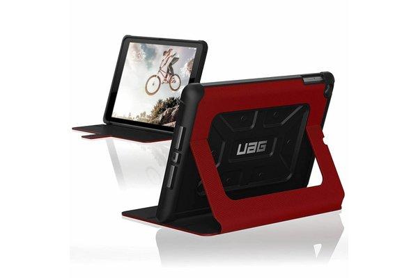 UAG iPad 2018 robuuste hoes UAG Rood Urban Armor Gear Metropolis
