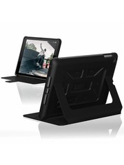 UAG iPad 2018 robuuste hoes UAG Zwart Urban Armor Gear Metropolis