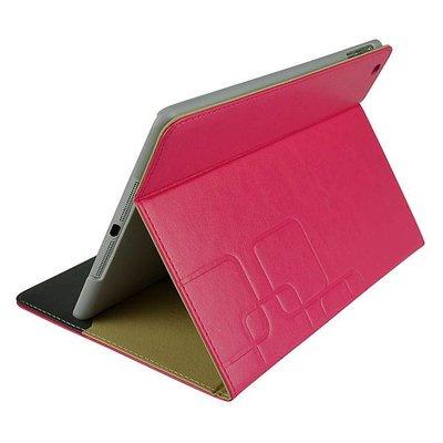 iPadspullekes.nl iPad 2018 Stand Case Folio Roze
