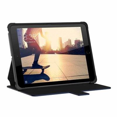 UAG iPad Pro 9.7 robuuste hoes UAG Blauw Urban Armor Gear Metropolis