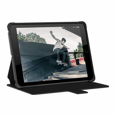 UAG iPad Air 2 robuuste hoes UAG Zwart Urban Armor Gear Metropolis
