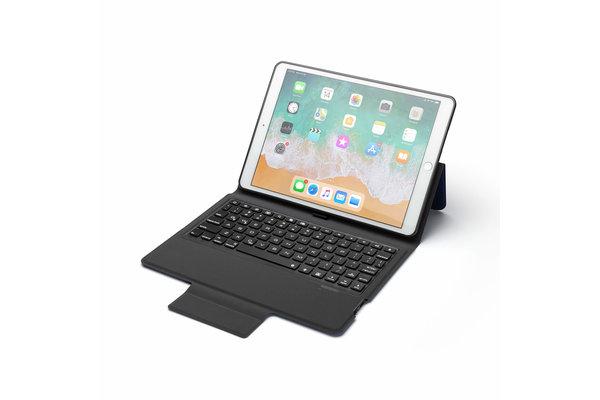 iPadspullekes.nl iPad 2018 toetsenbord Smart Folio Blauw