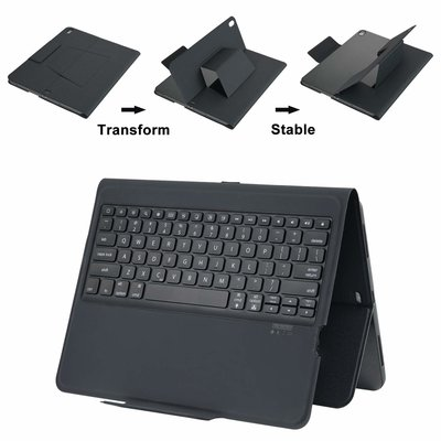 iPadspullekes.nl iPad Air toetsenbord Smart Folio Blauw